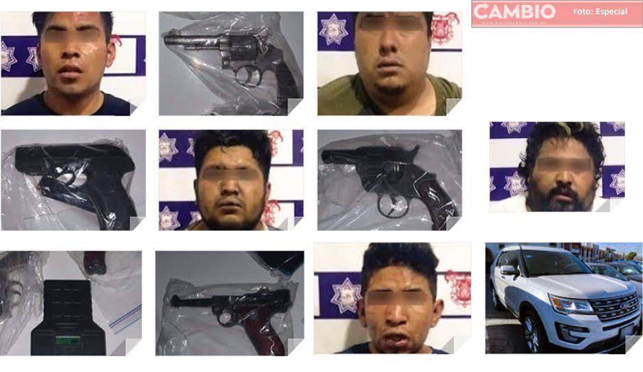 SSP vas tras Juventino, líder de la banda de 'Los Guasones' en Huejotzingo