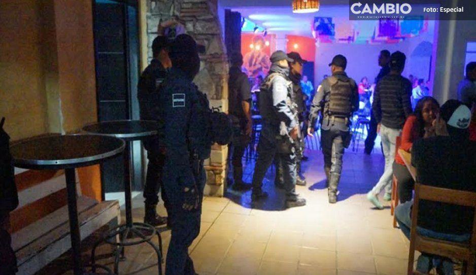 No habrá más licencias para bares luego de la ejecución del taxista en Juan Galindo