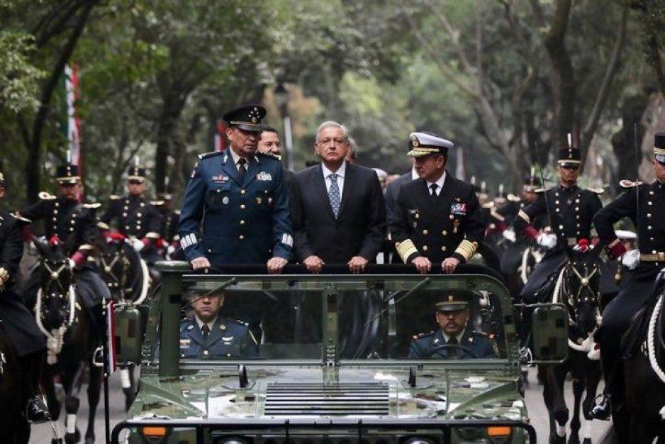 Acusa ex ejecutivo de seguridad que Guardia Nacional de AMLO es similar a venezolana
