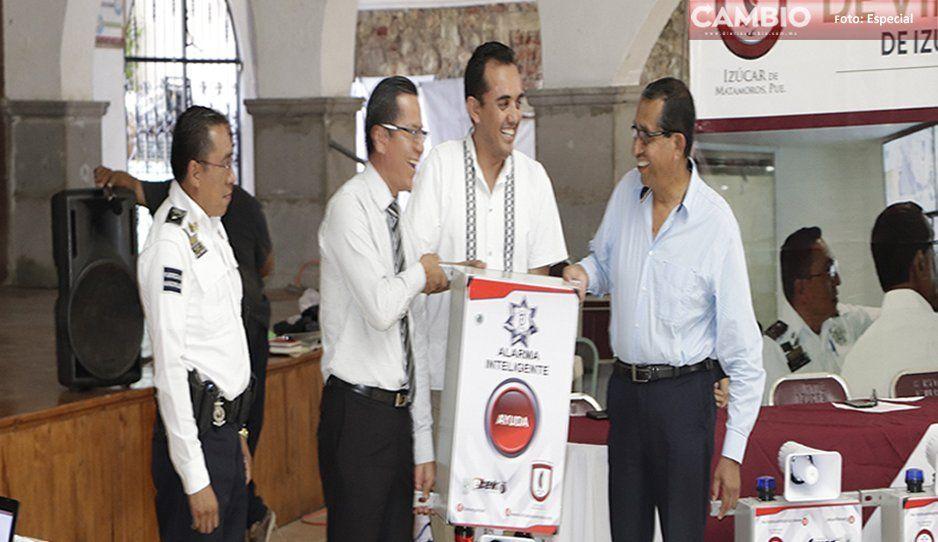 Alcalde Benjamín Hernández inaugura e inicia las operaciones el nuevo C3 de Izúcar