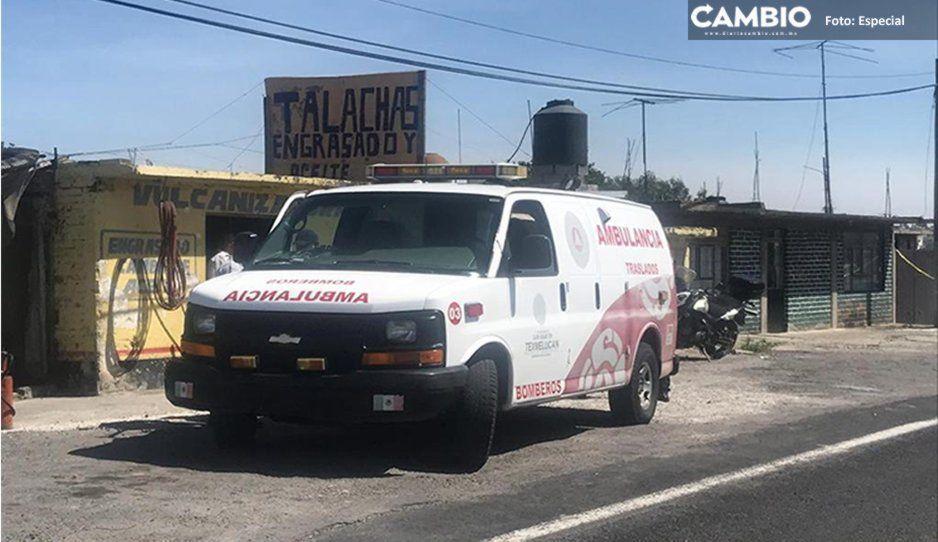 Paramédicos de Texmelucan detenidos en Tlaxcala se quedan sin respaldo jurídico
