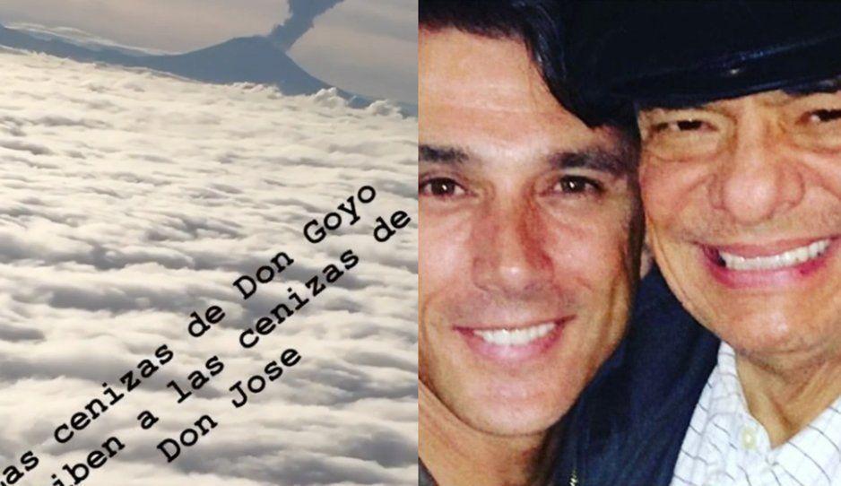 Las cenizas de Don Goyo reciben a las de Don José: Sergio Mayer (VIDEO)