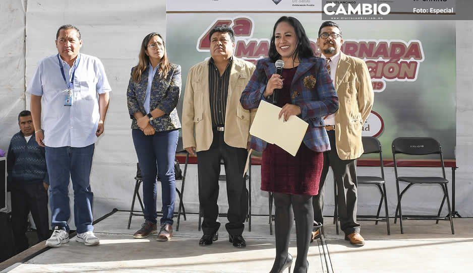 Celebra Ayuntamiento de Cuautlancingo cuarta macrojornada de esterilización canina y felina
