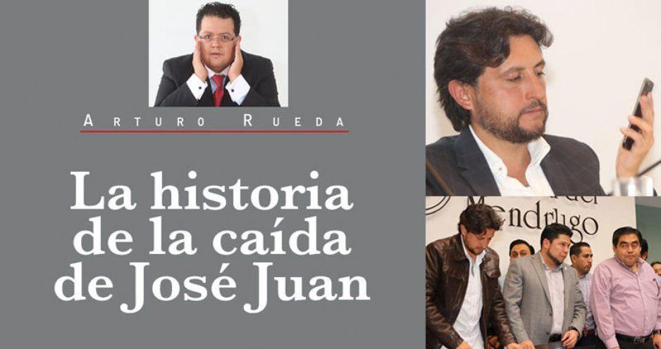 La historia de la caída de José Juan