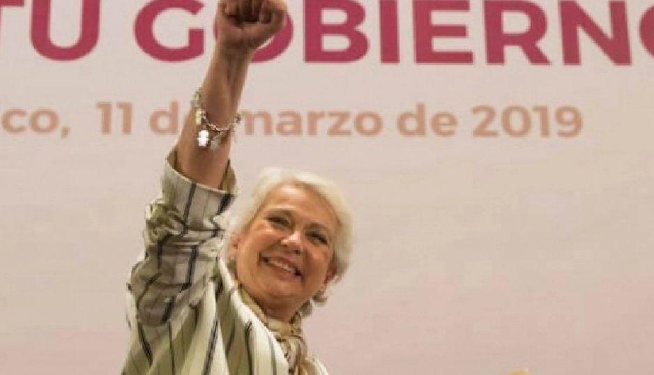 Marihuana producto mexicano de la mejor calidad: Olga Sánchez Cordero (VIDEO)