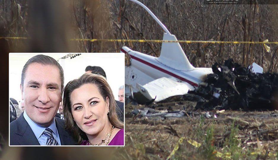 PAN denuncia al titular de Aeronáutica Civil ante la SFP por la nula investigación de la muerte de los Moreno Valle
