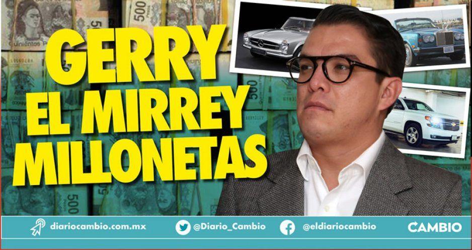 Gerry Rickon: el morenovallista se hizo chorromillonario en solo dos años, ahora tiene por lo menos 54 millones de pesos