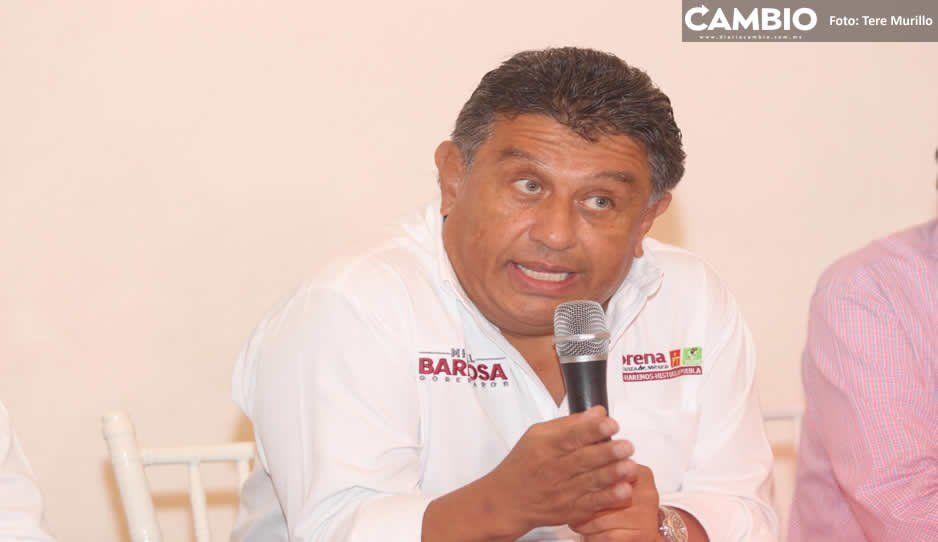 Morena denuncia a Cárdenas y al gobierno de Jalisco por guerra sucia contra Barbosa