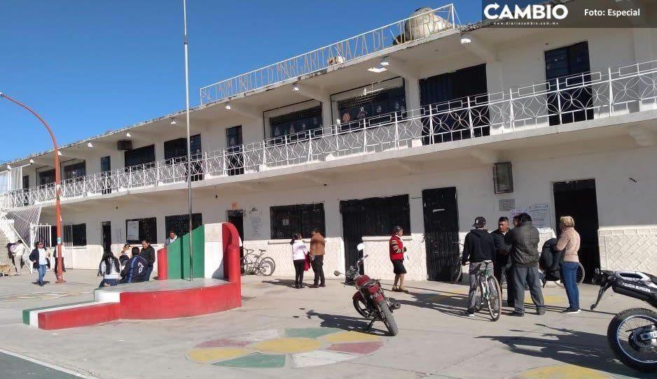 Deja saldo blanco jornada electoral extraordinaria de Santa María Moyotzingo, Texmelucan