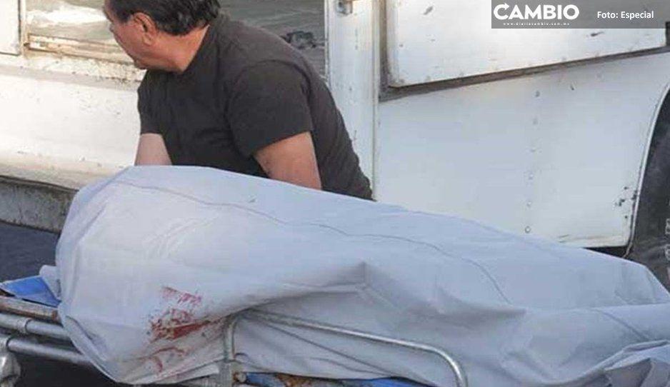 Ejecutan de un balazo en la cabeza  a líder taxista de Atlixco tras riña