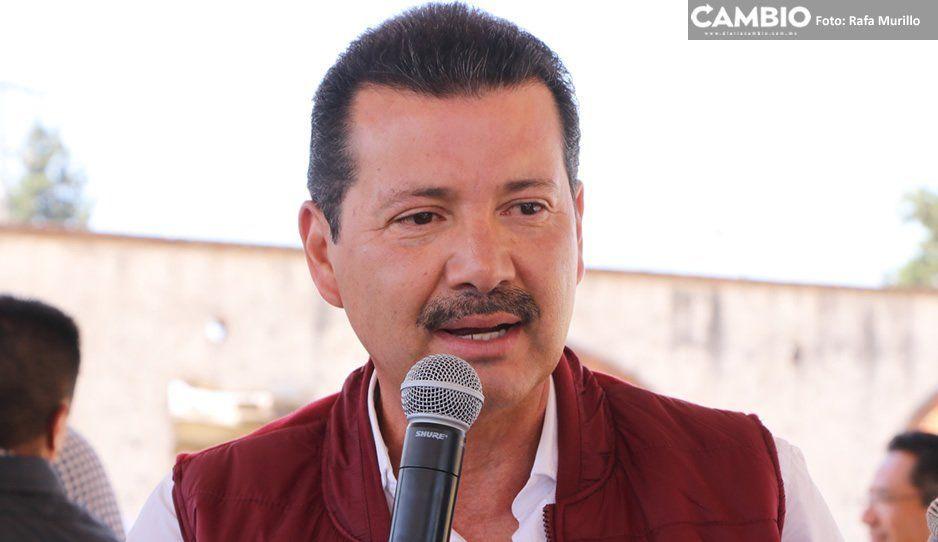 Barbosa ganó con los muchos o pocos votos que le dio Cholula: Arriaga en plan cinicazo (VIDEO)
