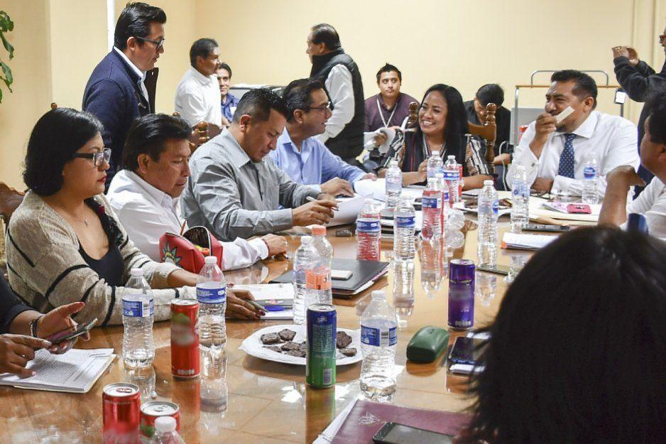 Lupita Daniel preside Tercera Sesión del Comité de Planeación para el Desarrollo Municipal en Cuautlancingo