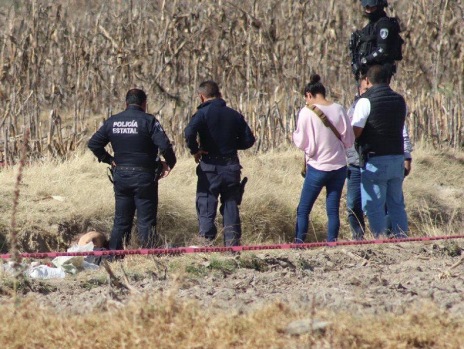 Encuentran dos descuartizados en Santa María Xonacatepec (FOTOS)