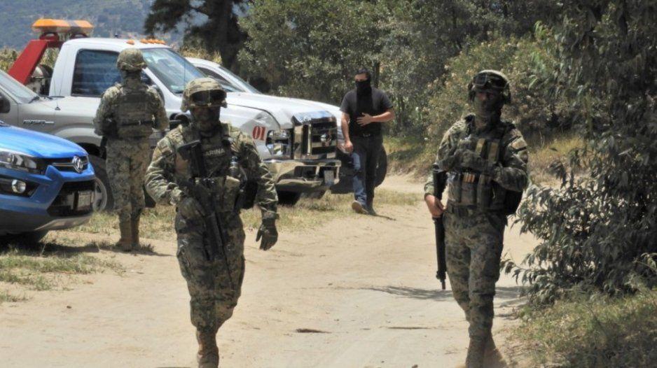 Otra ejecución extrajudicial: ahora fueron Marinos a huachicoleros de Tlahuapan