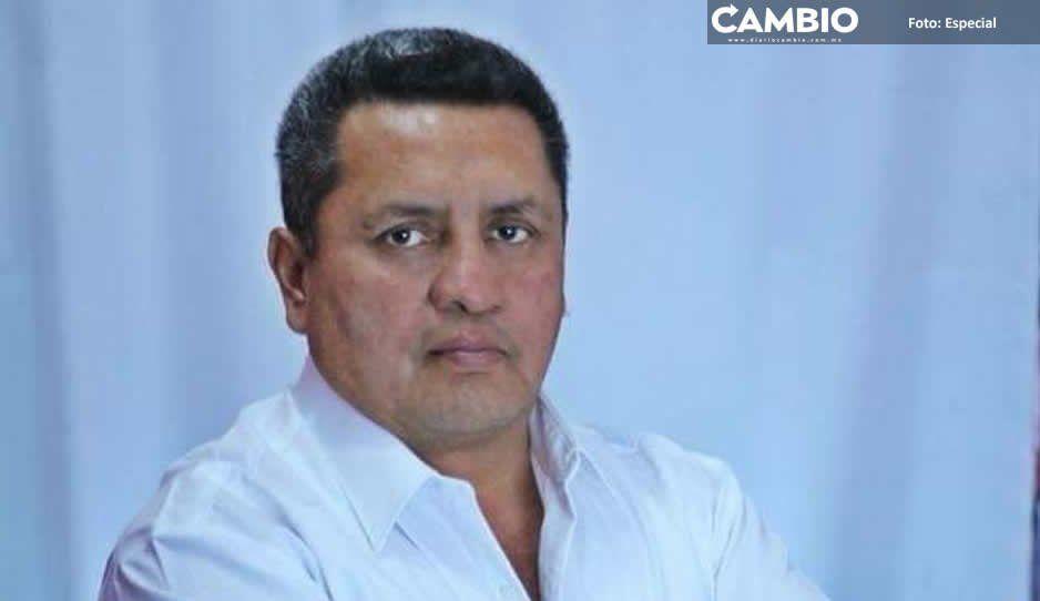 Balean al Chino Mateos, ex candidato a la alcaldía de Amozoc por el Verde