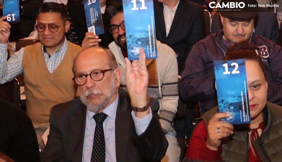 Vélez Pliego vs la iniciativa de Barbosa del Órgano de Control: es una idea perversa