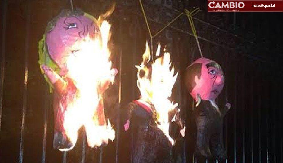 Incendio en Dulcilandia acaba con las piñatas en Atlixco