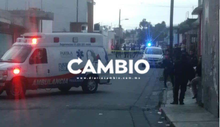 Mortal accidente en Tepatlaxco de Hidalgo: Dejan camioneta sin el freno de mano y termina arrollando a niñito