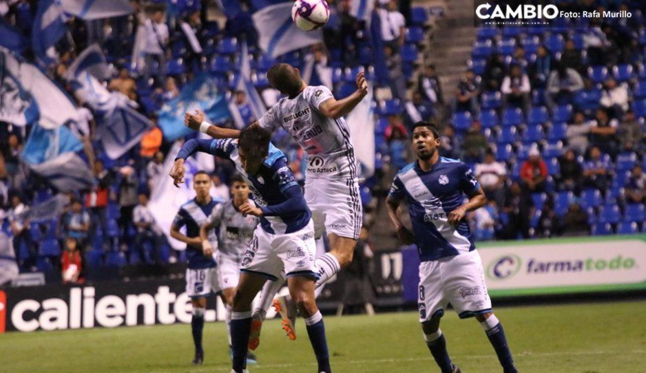 Así la Liga MX: Ahora el Atlas le gana al Puebla en el Cuauhtémoc (VIDEO)