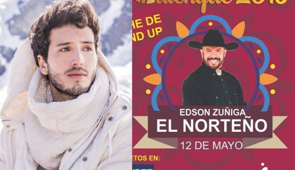¡Qué chafa! Iban por Sebastián Yatra pero no les alcanzó y ahora El Norteño cerrará el Palenque de Puebla