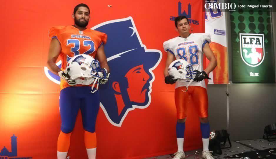 Los Artilleros Cinco de Mayo incorporan a sus filas a nueve futbolistas egresados de universidades de Puebla