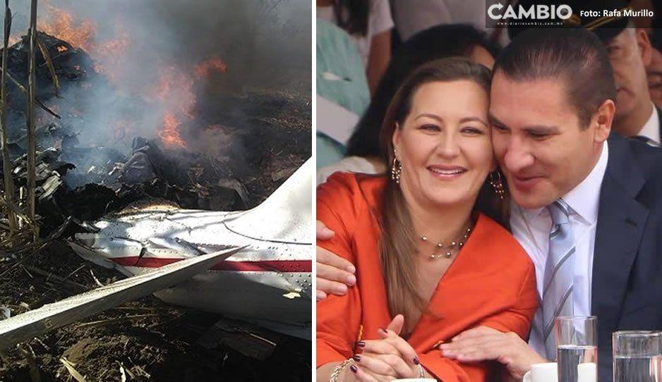 """Culparán a una """"pieza pirata"""" del helicóptero de la muerte de los Moreno Valle"""