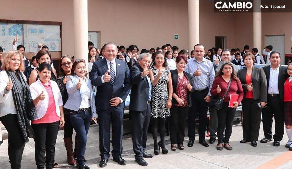 Gobierno de Atlixco beneficia a 2 mil alumnos  con programa Estar Bien para Aprender Mejor