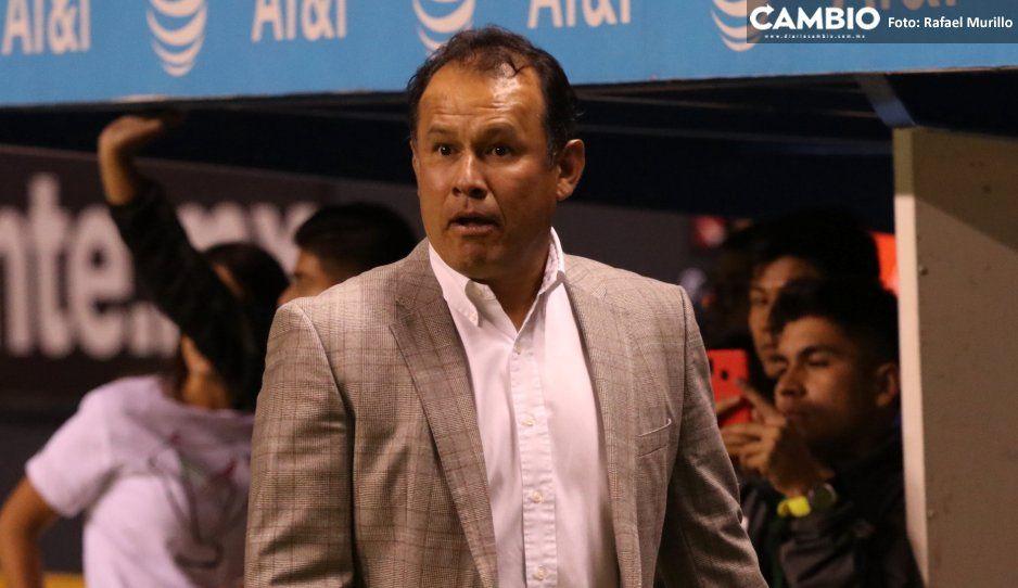 Reynoso ya mejor piensa en los refuerzos  del Club Puebla para el Clausura 2020