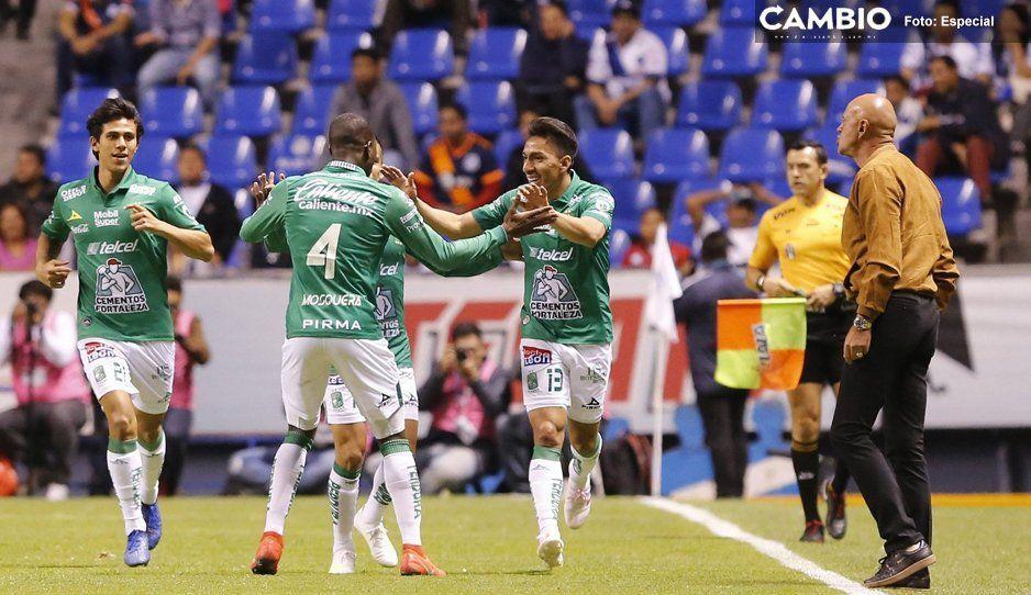 Súper León regresa a Puebla de Chelis a la realidad: pierde por 3 goles