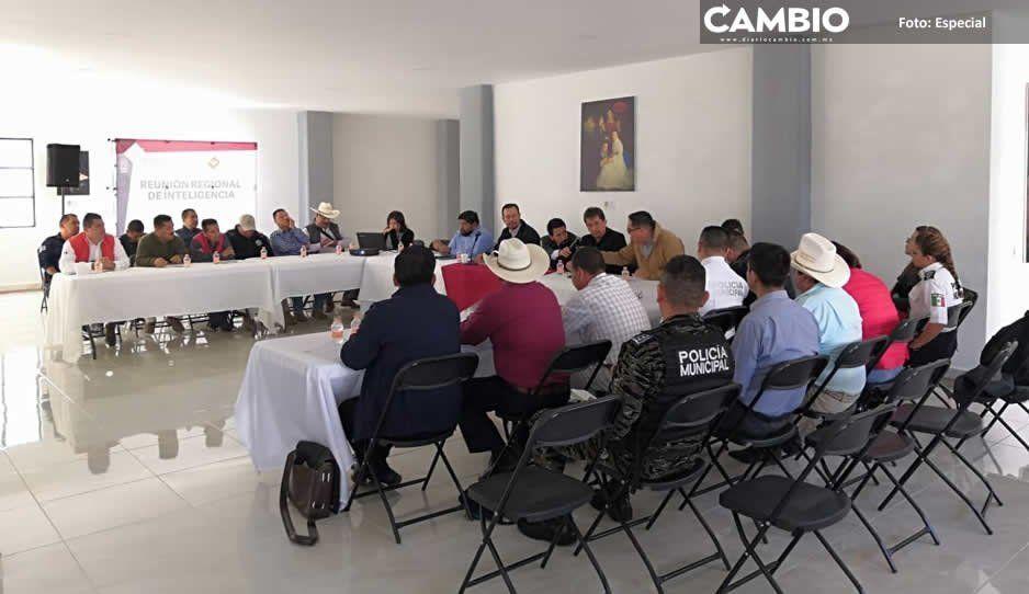 Ofrecen curso a policías de Teziutlán del Registro Nacional de Detenciones