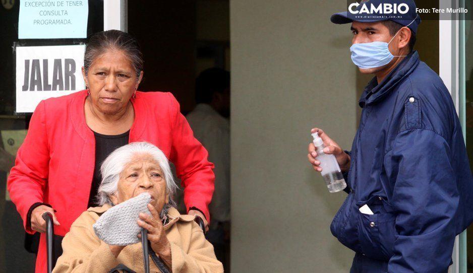 Baja el dengue en Puebla, pero sube  la influenza con 200 casos en un mes