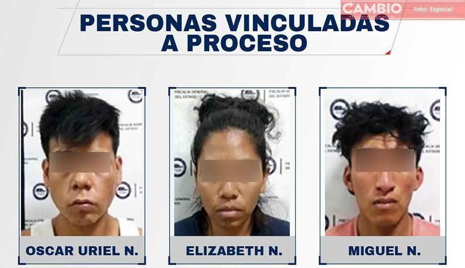 Vinculan a proceso a tres hombres por balear a agente investigador en Juan C Bonilla