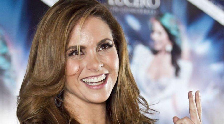 ¿Será? Lucero asegura no hay catálogo de prostitución de Televisa