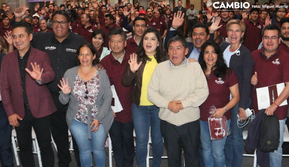 Con Empleo Temporal damos trabajo  a 200 poblanos: Leobardo Rodríguez