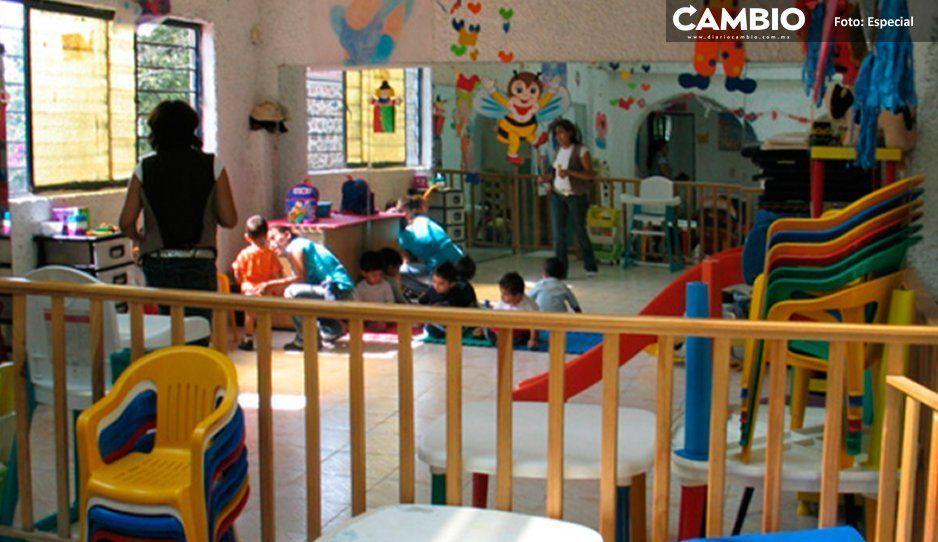 Afectarán a 600 menores cierres  de estancias infantiles en Atlixco