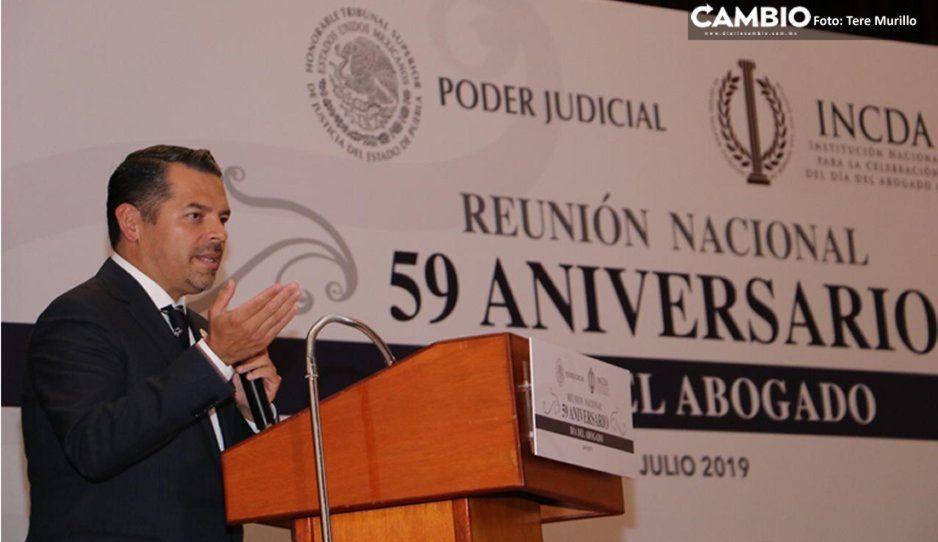 Presidente del TSJ encabeza la inauguración del foro La Oralidad en los Procedimientos Judiciales