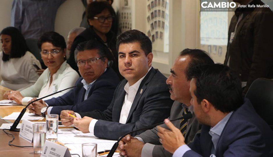 Alista Congreso reunión con Aréchiga para tratar el tema del aumento al pasaje y cobro en efectivo de Uber