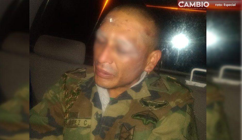 ¡Vecinos al tiro! Detienen a ladrón en Ciudad Serdán