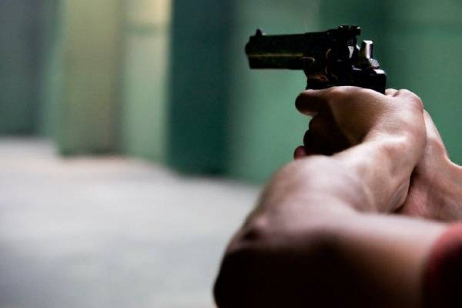 Le disparan a líder taxista de Amozoc que encabezó manifestación contra edil