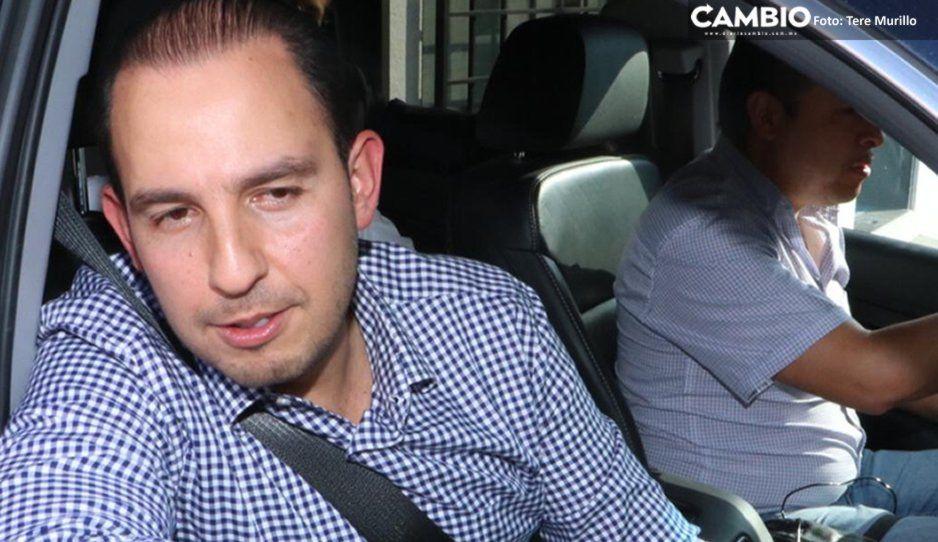 Marko Cortés no descarta alianza ni candidaturas ciudadanas para el 2021