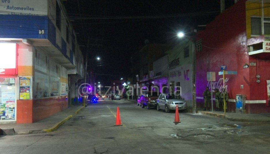 Balacera en el bar El León Rojo en San Martín: hay un muerto y un herido