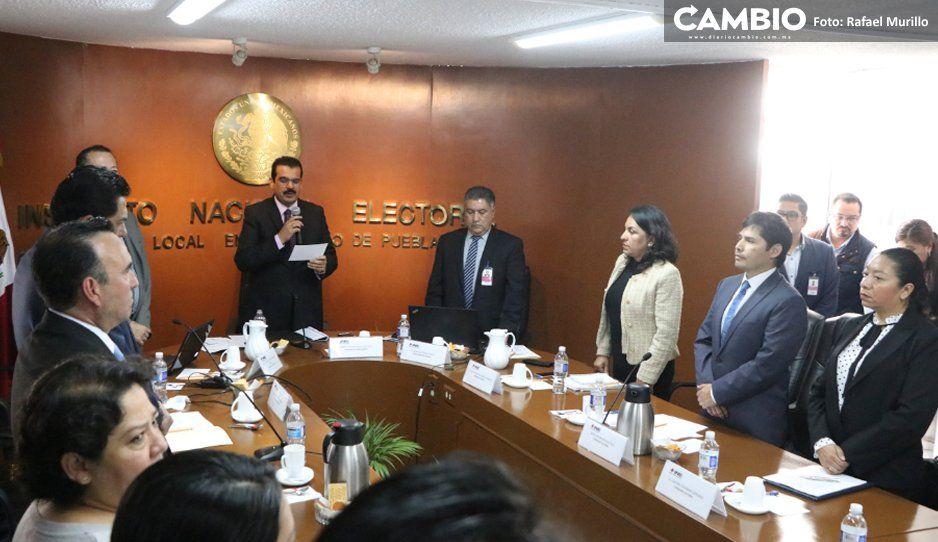 INE aprueba formación de comités del PREP y para el Conteo Rápido