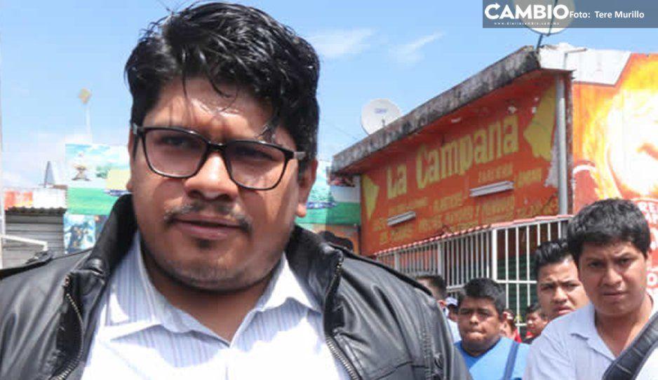 Gobierno estatal debe pedir disculpas por los presos políticos de Moreno Valle: Tonatiuh Sarabia