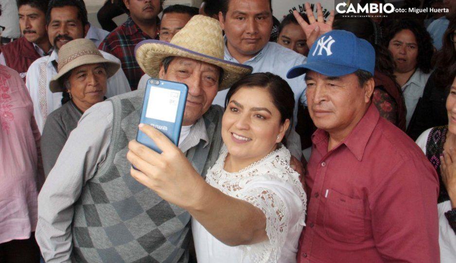 AMLO realizará consulta ciudadana en Canoa para conocer las necesidades de los indígenas: Claudia