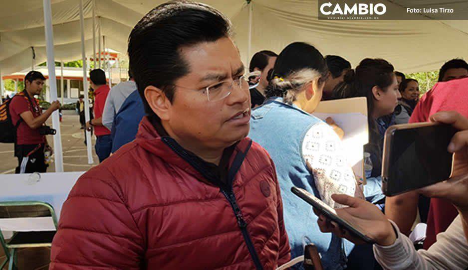 Edil de Coronango pide definir interino y terminar con la parálisis de gobierno