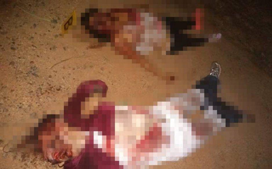 Pareja gringa que vivía en Puebla es cruelmente asesinada durante asalto; su hijito quedó herido y con crisis nerviosa