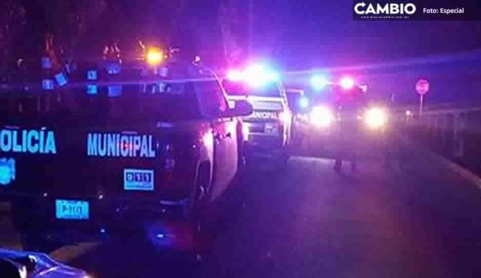 Aseguran a un sujeto tras asaltar a taxista en Tehuacán