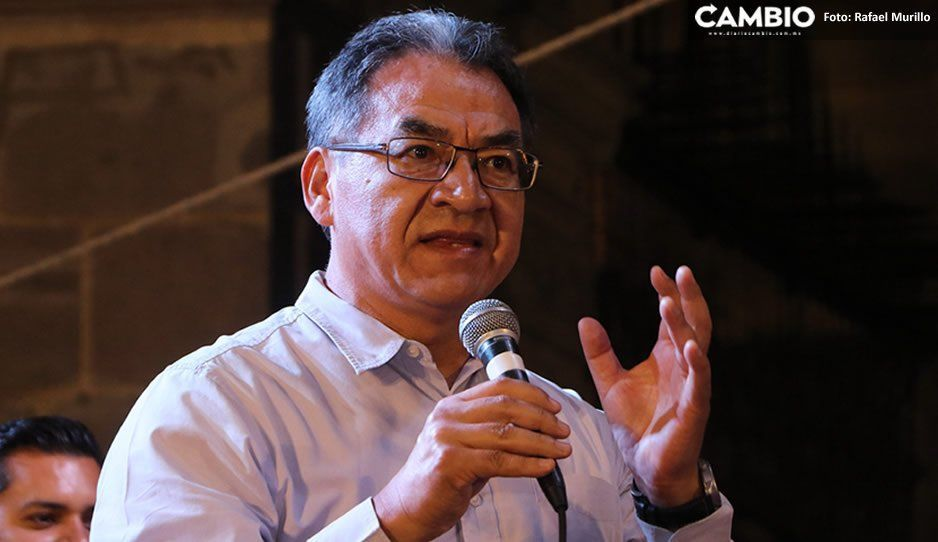 Melitón Lozano dejará en 7 días la alcaldía de Izúcar para ser el nuevo secretario de Educación
