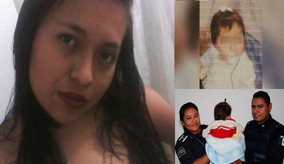 Exigen justicia para Vanessa, mujer sobreviviente de 52 puñaladas; su bebé fue localizado en La Margarita