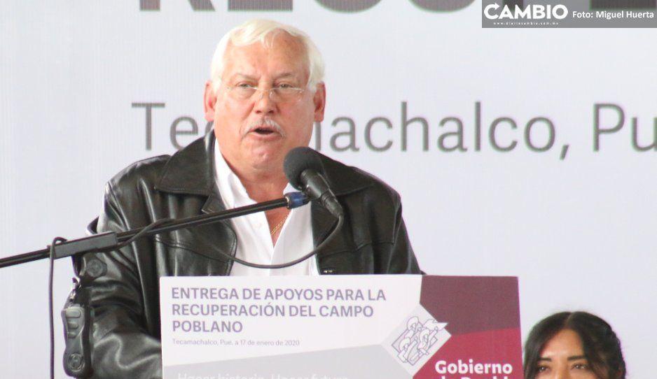 La 4T apoyará a campesinos para que no se involucren con huachicol: Villalobos